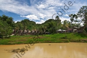 Traditional Village of Toraja Land